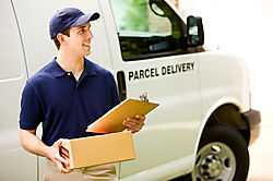 GeoIcon - Vehicle Tracking - Courier and Mail Delivery Companies